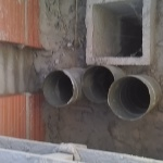Inspección con cámara en chimenea
