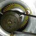 Limpieza extractor de cocina